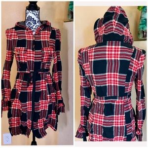 Mag Couture Flannel Jacket